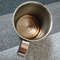 コップの漂白