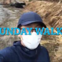 Sunday walking