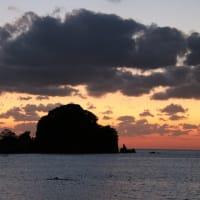 咸陽島のダルマ 28日