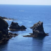 21.桃岩・猫岩・地蔵岩