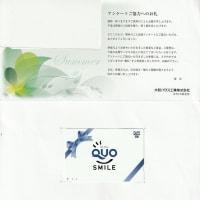 番外 ダイワハウス クオカード500円