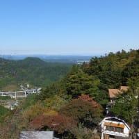紅葉が遅れている高尾山(霞台)へ 2019.11.10
