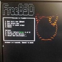 ASRock マザボにて、FreeBSD11をUEFI Bootさせる