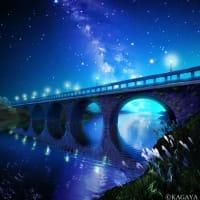 鉄輪は人の輪となり、やがて銀河をも覆う■KAGAYA監督トークショーinわかやま館(その16)