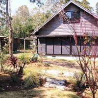 ちょっとした大事な工事『 長生村 I様邸 ランドスケープ工事 』Made in 外房の家。はひとまずのところまで無事完了!!です。