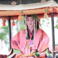 京都三大祭り 令和最初の「葵祭」 第64代斎王代 負野李花さん
