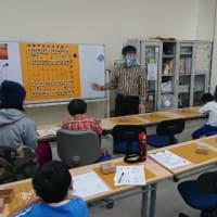 10月25日大泉学園ヤマダ電機子供教室の風景。