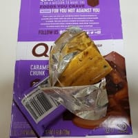 iHerb☆クエストバー『キャラメルチョコチャンク』を食べてみた!の巻~
