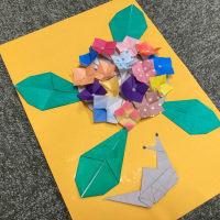 折り紙教室やりますよ!