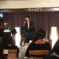 12月27日(金)は、倉地恵子(vo)さんのライブでした!