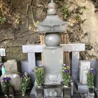 定期的なお墓掃除
