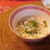 鹹豆漿 シェントウジャン