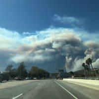 繰り返される米国カリフォルニア山火事・・・!