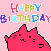 本日、2月1日は助ネコの誕生日!