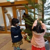 クリスマスツリー装飾  MAKE A CHRISTMAS TREE