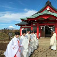 10月24日箱根元宮例祭のお知らせ