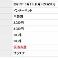 IPO 4378CINC 日興主幹事当落結果は? ブログに書く時は・・・