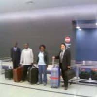 ウガンダから到着!