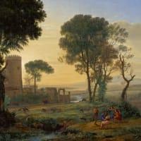 「古典主義の風景画家」クロード・ロラン(Claude Lorrain)の絵画
