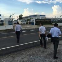 タイ工場視察研修2015