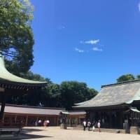 水無月の大宮氷川神社☆