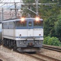 EF65-1051 【武蔵野線:府中本町駅】 2007.NOV 過去帳より