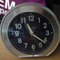 電波時計が・・