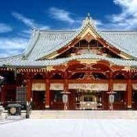 一度は行っておきたい東京1の神社