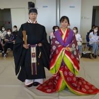 2020校内研修 日本のきものの構成と平安の宮廷装束