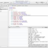 Xcode4.2.1を使ってCを復習しています。