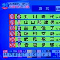 参院選が終わりました。「投票済み証」で選挙割り、タピスタ行列でした!