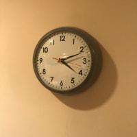 壁掛け時計グラート【ニトリ】