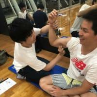 スイミング研修(2019年7月)
