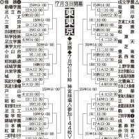 第92回全国高校野球選手権 東東京大会展望