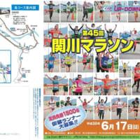 第45回関川マラソン要項