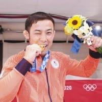 東京五輪2020  日本人金メダル第1号は柔道男子・高藤直寿!