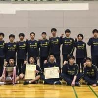 第17回FTHフラッグ赤坂杯中学校バレーボール大会 5年ぶり2度目の優勝!!