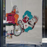 東京2020公式アートポスター展をみて