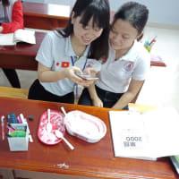 その2 久しぶりの昼食はベトナム弁当 アイクリームの食べ方勉強