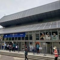 靭公園復興祈念?!東レ パンパシフィック オープンテニス  大坂なおみは準々決勝突破!