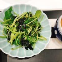 まつやの「とり野菜みそ ピリ辛」で お鍋の夜ごはん