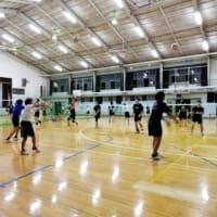 第5回山北高校小中学校バレーボール練習会報告
