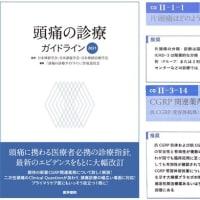 大幅改訂した頭痛の診療ガイドライン2021