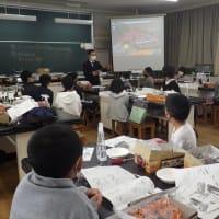 少年少女発明クラブ 中学校でリモコンロボット工作にチャレンジ