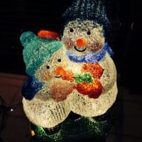 suplisのクリスマスの飾り付け~。