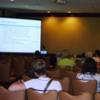 国際応用スポーツ心理学会 in Hawaii