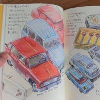パリの自動車画家、吉田秀樹氏のこと