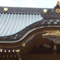梅岩寺の4つの紋と増上寺の石燈籠