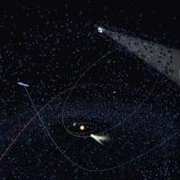 """【国立天文台】 1月17日2210分、""""""""双曲線軌道天体の起源- 恒星間天体?オールトの雲の彗星? """""""""""