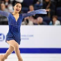 スケートカナダ2018。女子シングル・フリー